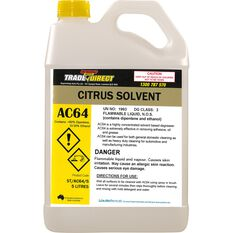 Citrus Oil Based - Bug, Tar and label remover 5L