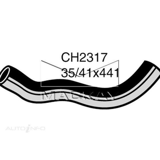 Radiator Lower Hose  - MERCEDES BENZ 350SL R107 - 3.5L V8  PETROL - Manual & Auto, , scaau_hi-res