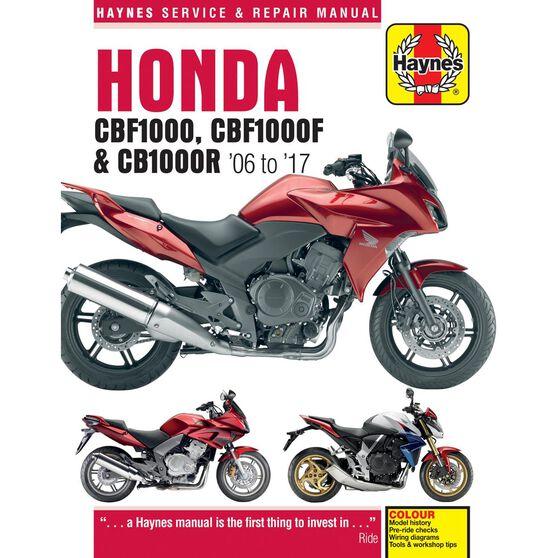 HONDA CBF1000 (06 - 10) & CB1000R 2008 - 2011, , scaau_hi-res