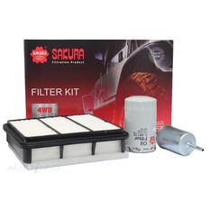 FILTER KIT OIL AIR FUEL HOLDEN, , scaau_hi-res