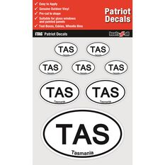 ITAG PATRIOT DECALS SHEET- TASMANIA, , scaau_hi-res