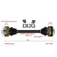 DRIVESHAFT ASSEMBLY, , scaau_hi-res