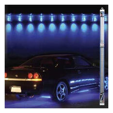 120CM X 2 UNDERCAR LED BLUE