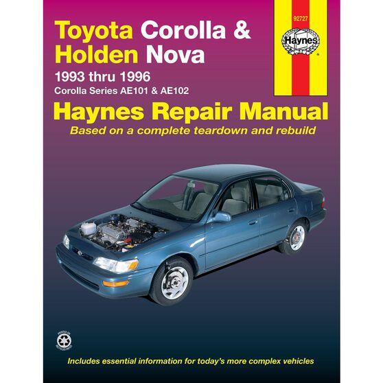 TOYOTA/HOLDEN COROLLA (93-96)/NOVA (94-97), , scaau_hi-res