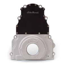 2-PIECE TIMING COVER CHEV LS1 FITS SINGLE ROW CHAIN ONLY, , scaau_hi-res