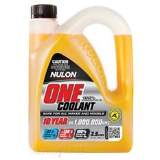 6 X ONE COOLANT CONCENTRATE 2.5L