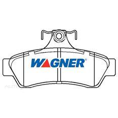 Wagner Brake pad [ Holden 1997-2014 R ]