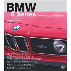 BMW 6 SERIES ENTHUSIASTS COMPANION  9780837601939