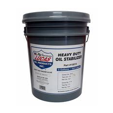 ENGINE OIL ADDITIVE, HEAVY-DUTY OIL STABILIZER 20LT CUBE