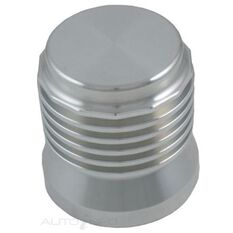 OIL FILTER 13/16 W/GASKET PLATE C3 BILLET, , scaau_hi-res