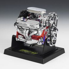 SBC STREET ROD ENGINE 1.6 SCAL DIECAST ENGINE REPLICAS