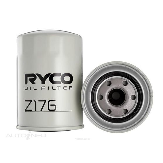 FILTER OIL  RYCO TOYOTA COMMERCIAL, , scaau_hi-res
