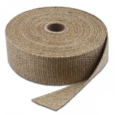EXHAUST INSULATION WRAP 1 X 15 FEET SHORT ROLL, , scaau_hi-res