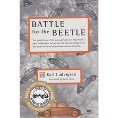 BATTLE FOR THE BEETLE 9780837600710, , scaau_hi-res