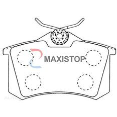 MAXISTOP DBP (R) AUDI, CITROEN, SEAT, VW