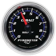 """COBALT 2-1/16"""" PYROMETER 0-900DEGC, FULL SWEEP ELECTRIC"""