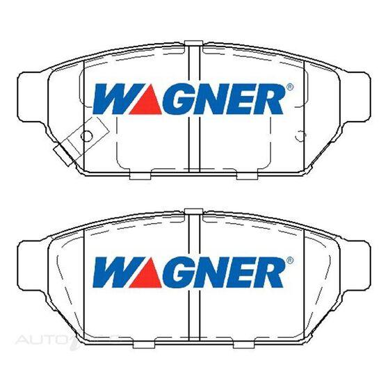 Wagner Brake pad [ Mitsubishi & Proton 1991-2014 R ], , scaau_hi-res