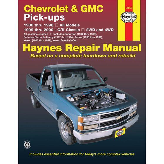 CHEVROLET & GMC PICK-UPS (88-98) & C/K CLASSIC (99-00), , scaau_hi-res