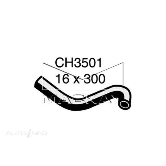 Heater Hose  - MITSUBISHI PAJERO NJ - 3.5L V6  PETROL - Manual & Auto, , scaau_hi-res