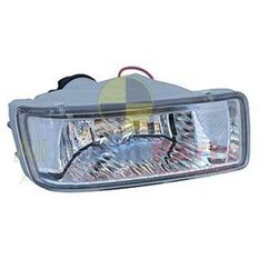 RH FOG LAMP RH FOG LAMP RA RODEO 3/03-9/06 (CLEAR)
