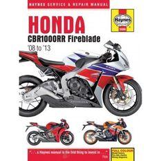 HONDA CBR1000RR FIREBLADE 2008 TO 2013, , scaau_hi-res