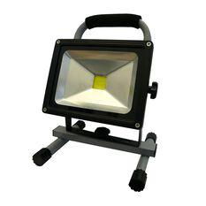20W SUPER LED LIGHT, RE-CHARGABLE LITHIUM BATTERY