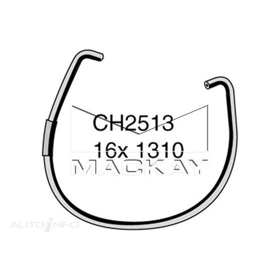 Heater Hose  - MAZDA E2000 . - 2.0L I4  PETROL - Manual & Auto, , scaau_hi-res