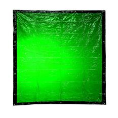 BOSSSAFE 1.8MT X 2.7MT GREEN WELDING CURTAIN