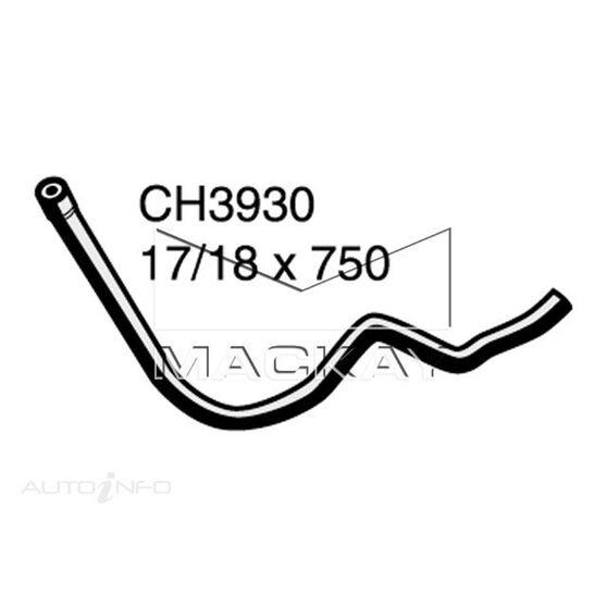 Heater Hose  - FORD FIESTA WP, WQ - 1.6L I4  PETROL - Manual & Auto, , scaau_hi-res