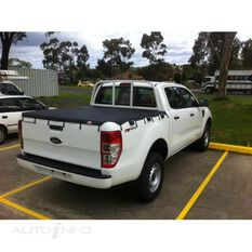 PX RANGER DUAL CAB WITH EARLY HEADBOARD, BUNJI UTE TONNEAU COVER (PLEASE CHECK IMAGE)
