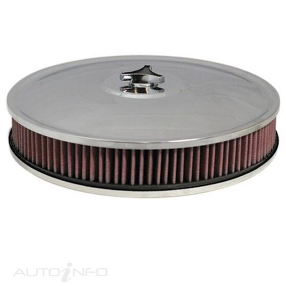 A/FILTER COTTON ASSY FIT 2&4BBL HOLLEY, , scaau_hi-res