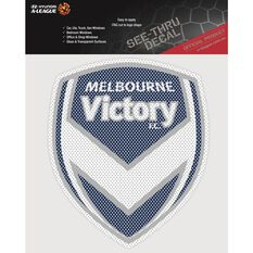 MELBOURNE VICTORY ITAG SEE THRU DECAL