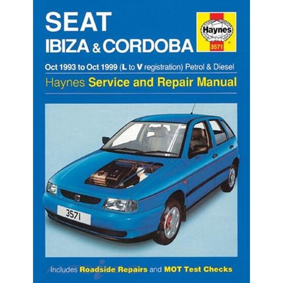 SEAT IBIZA & CORDOBA PETROL & DIESEL (1993 - 1999), , scaau_hi-res