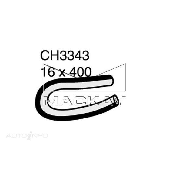 Heater Hose  - LEXUS IS300 JCE10R - 3.0L I6  PETROL - Manual & Auto, , scaau_hi-res