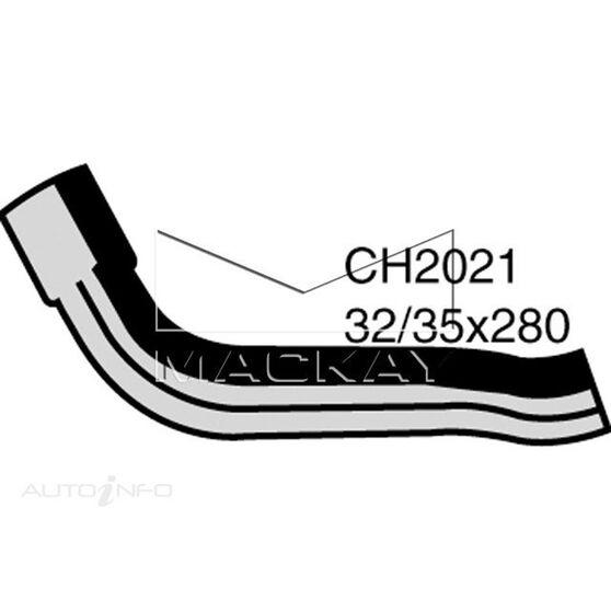 Radiator Lower Hose  - TOYOTA HIACE LH61R - 2.4L I4  DIESEL - Manual & Auto, , scaau_hi-res