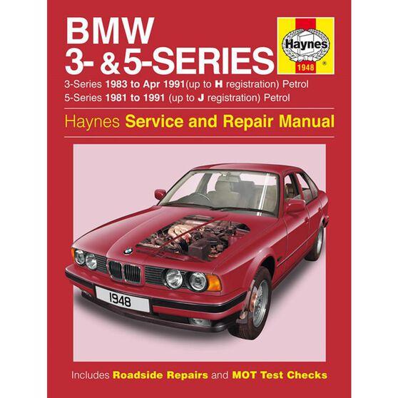 BMW 3- & 5-SERIES PETROL (1981 - 1991), , scaau_hi-res
