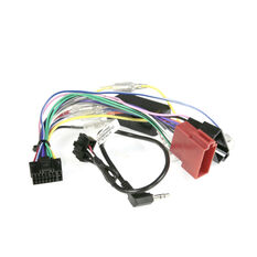 16-PIN ISO HARNESS AND PATCH LEAD TO SUIT SELECTED ALPINE HEADUNITS, , scaau_hi-res