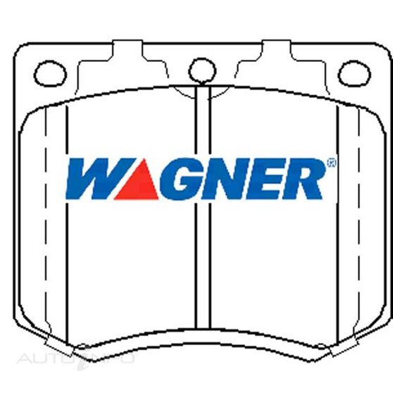Wagner Brake pad [ Ford/Holden/Hyundai/Rolls & Triumph 1968-1987 F ], , scaau_hi-res