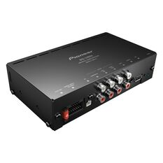 "UNIVERSAL SOUND PROCESSOR, 13 / 31 BAND EQ, PIONEER ""SOUND TUNE"" APP (IOS & ANDROID), USB INPUT (INC EXTENSION), REMOTE, TA,"