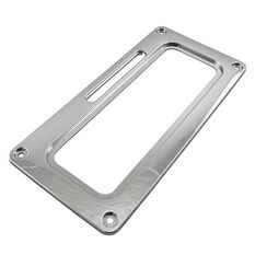 B&M CHROME TOP PLATE SPORT SHIFTER, , scaau_hi-res
