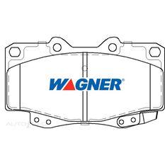 Wagner Brake pad [ Toyota HI-Lux 1994-2014 F ]