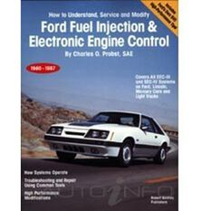 FORD FUEL INJECTION & ELECTRONIC ENGINE CONTROL 1980-1987 9780837603025, , scaau_hi-res