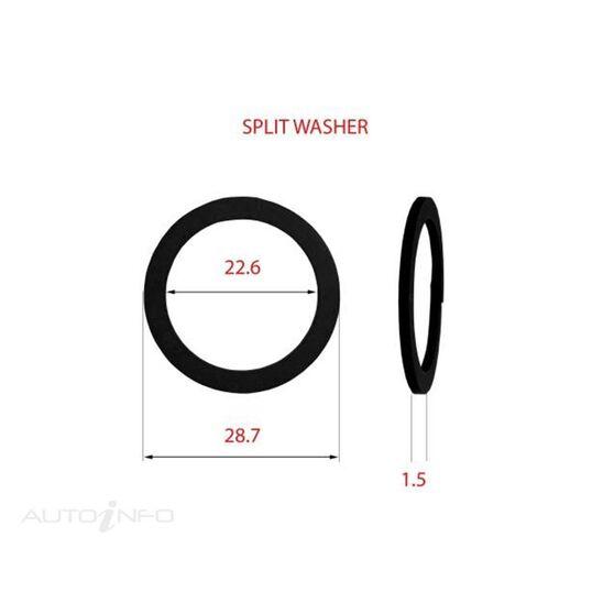 SEAL22.6-28.7-1.5 SPLIT WASHER, , scaau_hi-res
