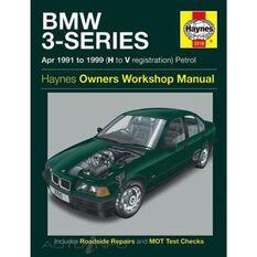BMW 3-SERIES PETROL (1991 - 1999), , scaau_hi-res