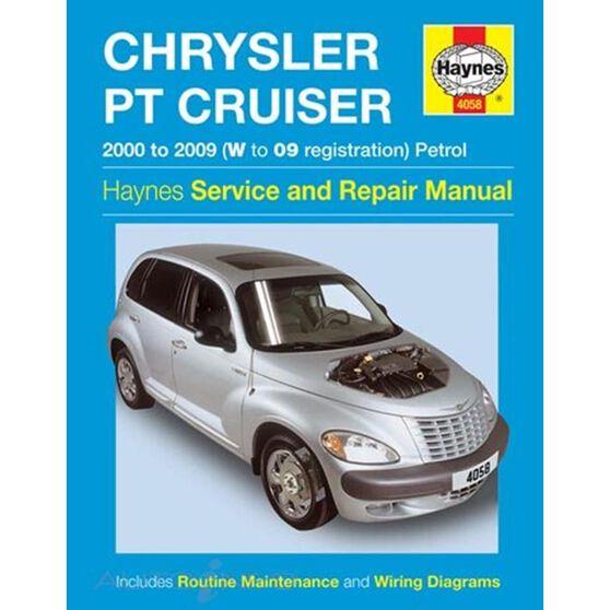 CHRYSLER PT CRUISER PETROL (2000 - 2009), , scaau_hi-res
