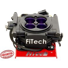 FITECH MEANSTREET EFI BLACK FINISH 800 HP