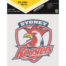 ROOSTERS ITAG SEE-THRU DECAL