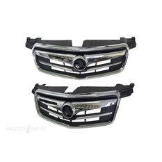 HOLDEN CRUZE  JG  05/2009 ~ 02/2011  GRILLE  WITH CHROME MOULDING AND CHROME FRAME