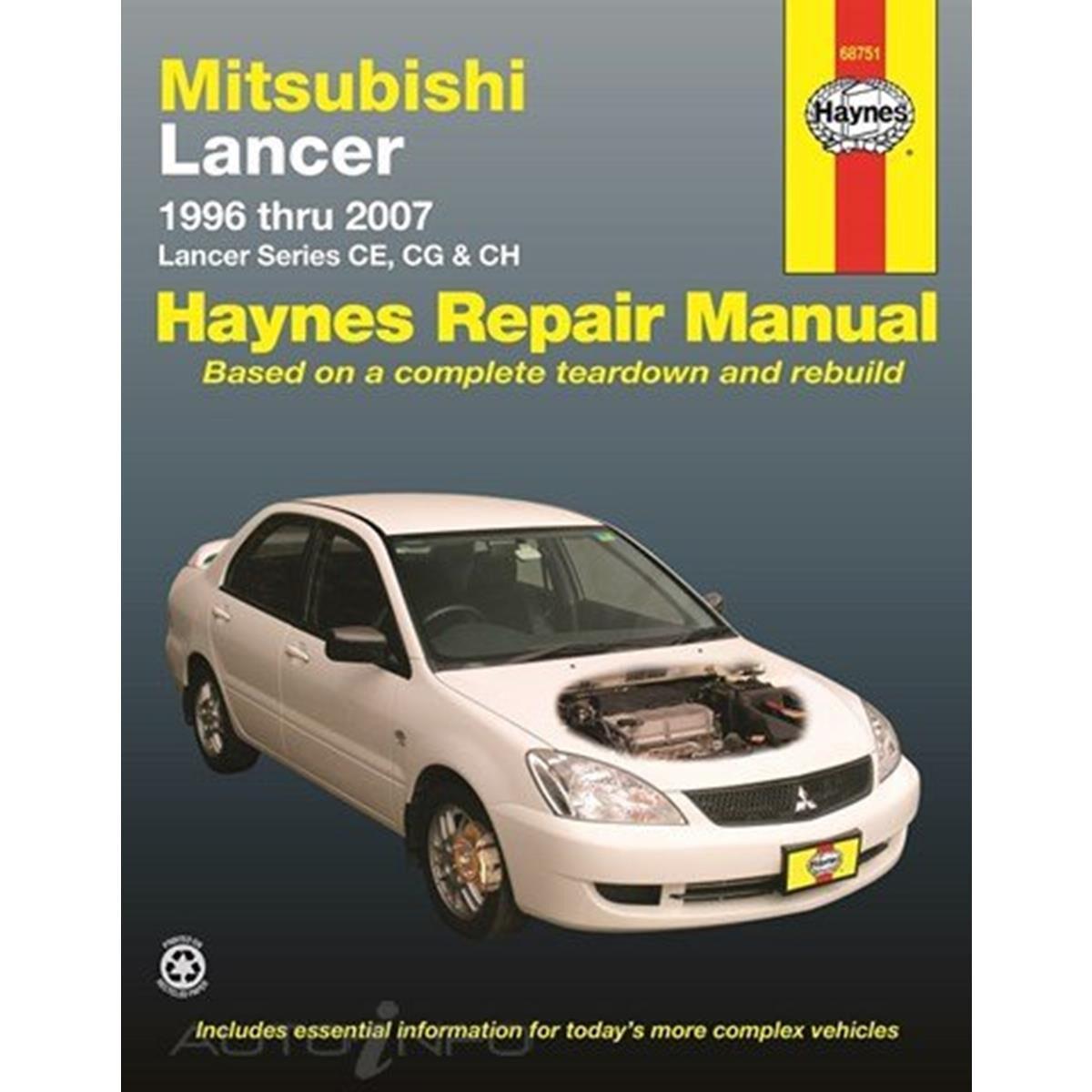 haynes supercheap auto rh supercheapauto com au 1997 mitsubishi mirage owners manual pdf 1996 Mitsubishi Lancer