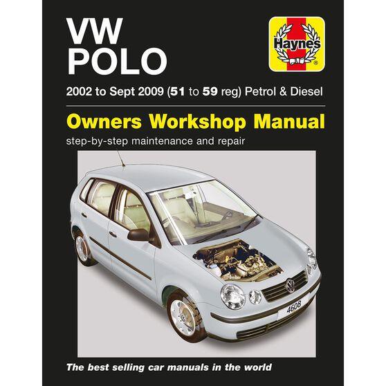 VW POLO PETROL & DIESEL (2002 - 2009), , scaau_hi-res